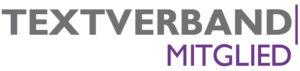 Logo Texterverband Mitglied