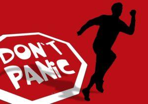 Don't Panic Signet