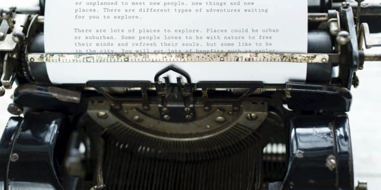 Selbstgespräch: Texterin VS Erzählerin